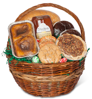 Baker's Specialty Gift Basket