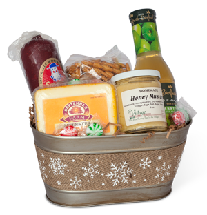 Deluxe Snacker's Choice Gift Basket
