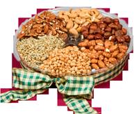 nut-tray